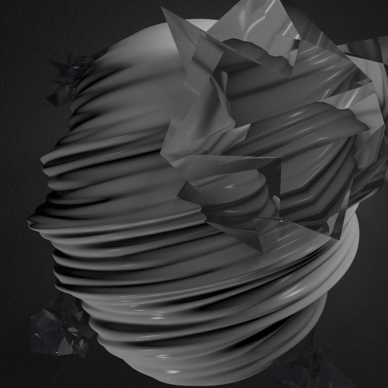 Amit Barnea Hallow Hollow – A 3D Exploration
