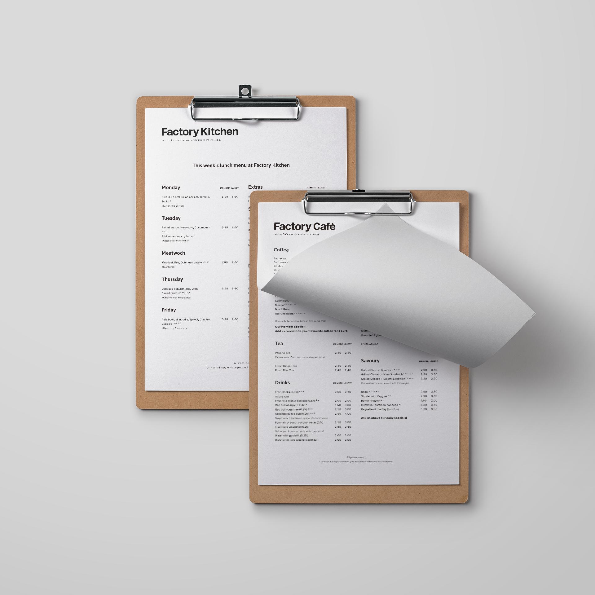 Amit Barnea Factory Berlin – Brand Design 2019-20